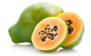 Papain Enzyme Papaya Extract Papaya Fruit Extract Powder Organic Green Papaya Powder Papaya Juice